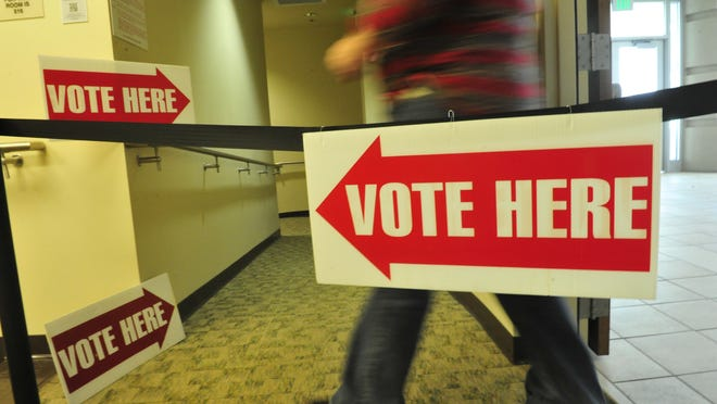 Early voting ends Oct. 30.