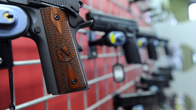 More than a dozen states have strengthened laws over the past two years to keep firearms out of the hands of domestic abusers.