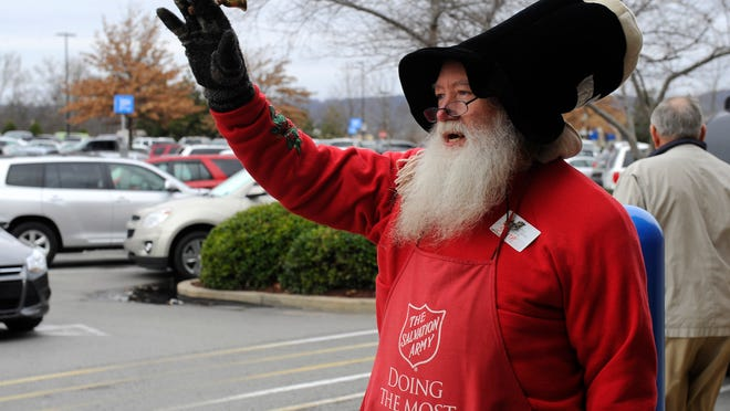 For nearly 20 years, Gary Jackson has rung the Salvation Army bell up to eight hours a day during the holiday season. Jackson, 63, also is an extreme hoarder who was on the brink of homelessness earlier this year.
