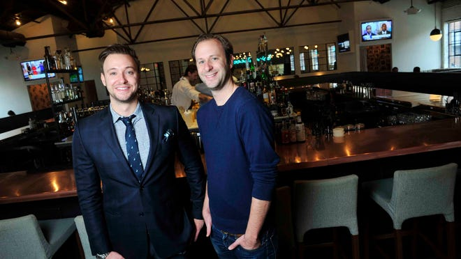 Benjamin and Max Goldberg of Strategic Hospitality made the James Beard nominations list for Outstanding Restaurateurs for their eclectic collection of eateries, including the Catbird Seat, Patterson House, Merchant's, Pinewood Social and Paradise Park.