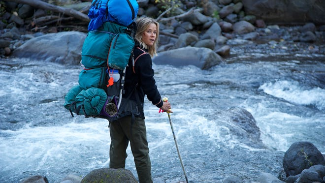 Actress Reese Witherspoon portrays writer Cheryl Strayed whose book formed the basis of the new movie Wild.