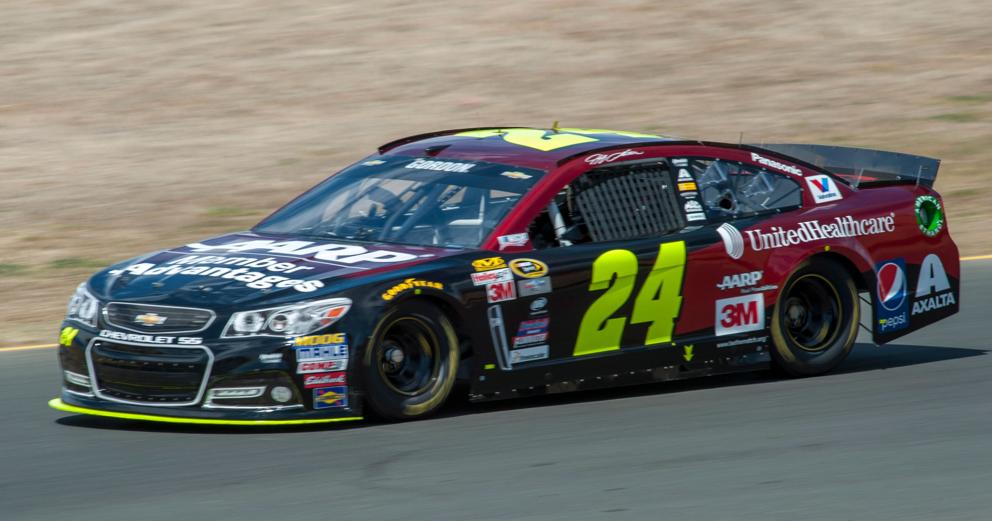 NASCAR at Sonoma 2015: Start time, lineup, TV schedule and ...