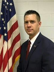 Andrew Loughlin is running for Gates town board.