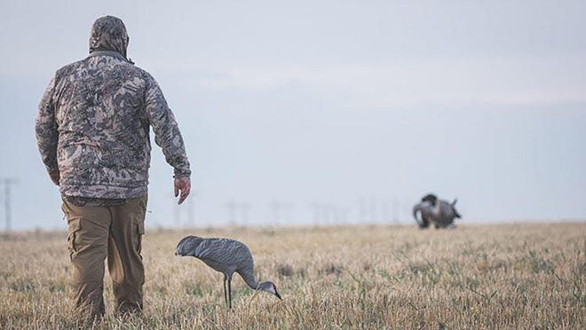 Hoisington-based Deception Decoys has made a name for itself offering sandhill crane decoys. The company is expanding its operations thanks to help from Fort Hays State University and Great Bend-based Fuller Industries, and is looking to make a move into Great Bend in the future.