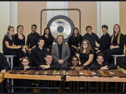 Mendham: New Jersey Youth Symphony Percussion Ensemble concert on  Dec. 11 PHOTO CAPTION