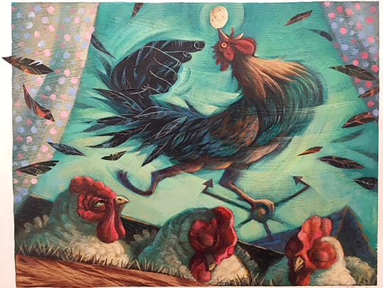 Mary GrandPre - Carnival of the Animals