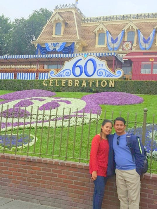 viraks at Disneyland