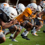 Tennessee to follow similar script for bowl prep