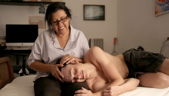Regina Case shines as a live-in housekeeper who has acted as a surrogate mother to her employer's son.