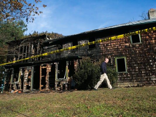 News: Arson Folo