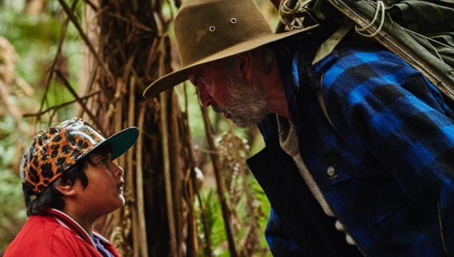 """A scene from """"Hunt for the Wilderpeople."""""""