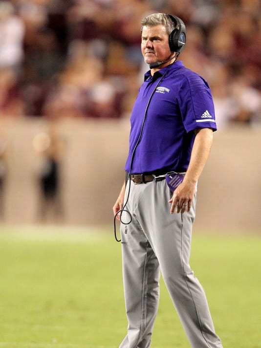 NCAA Football: Northwestern State at Texas A&M