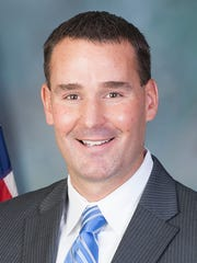 Rep. C. Adam Harris, R-New Bloomfield