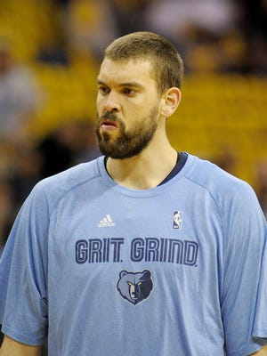 Marc Gasol will re-sign with the Memphis Grizzlies.