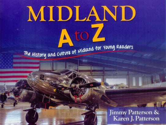"""""""Midland A to Z"""" by Jimmy and Karen Patterson"""