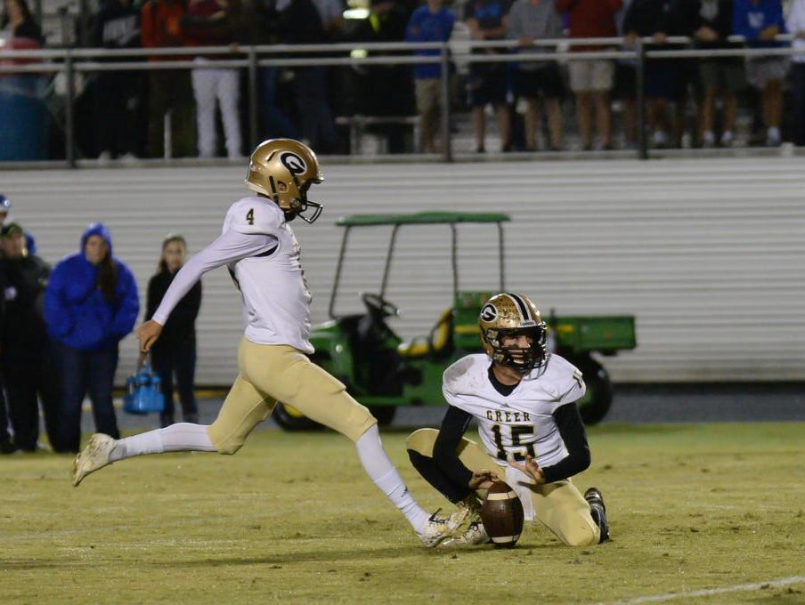 The Travelers Rest Devil Dogs played host to the Greer Yellow Jackets at Travelers Rest High school on Friday, September 25, 2015