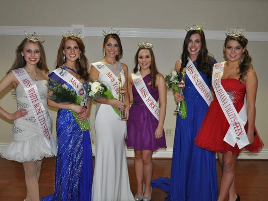 Miss York County Pageants