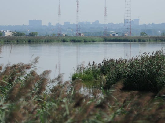 The EPA has been studying the Hackensack River to see if it's polluted enough to become a Superfund site.