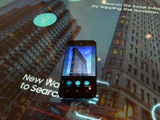 Recap: Samsung unveils Galaxy S8 smartphone