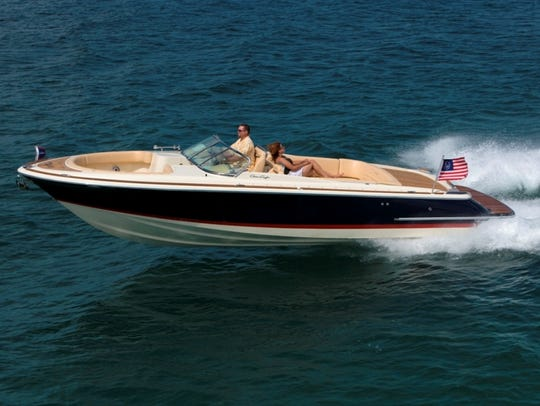 Rent a power boat and ride around Lake Hopatcong.