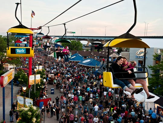 Summerfest is offering a variety of promotional deals for 2019 that frequently include free admission.
