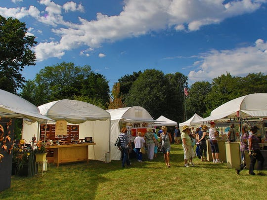 The 32nd Firefly Art Fair in Wauwatosa runs from 10 a.m. to 4 p.m. Aug. 4-5.