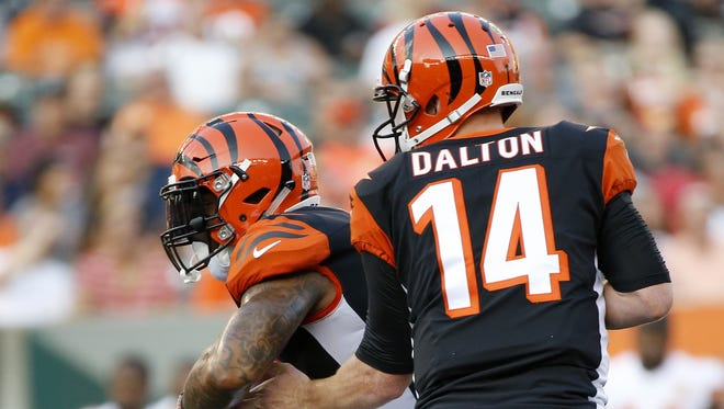 The Cincinnati Bengals may have a hard time reaching the postseason in 2017.