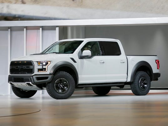 Ford Raptor For Sale Ct >> Ford reveals more powerful EcoBoost engine for F-150 pickup