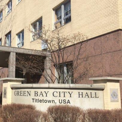 Green Bay City Hall, 100 N. Jefferson Street, Green