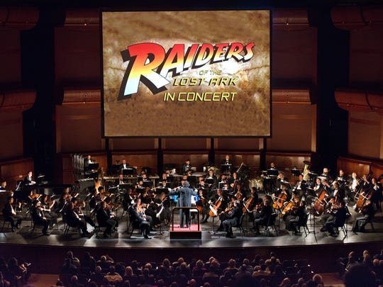 "New Jersey Symphony Orchestra will perform John Williams' score during screenings of ""Raiders of the Lost Ark."""