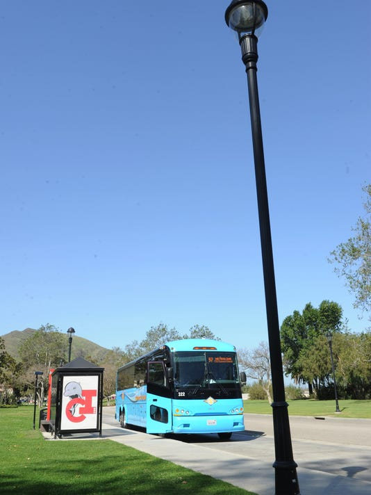 College students ride free 6