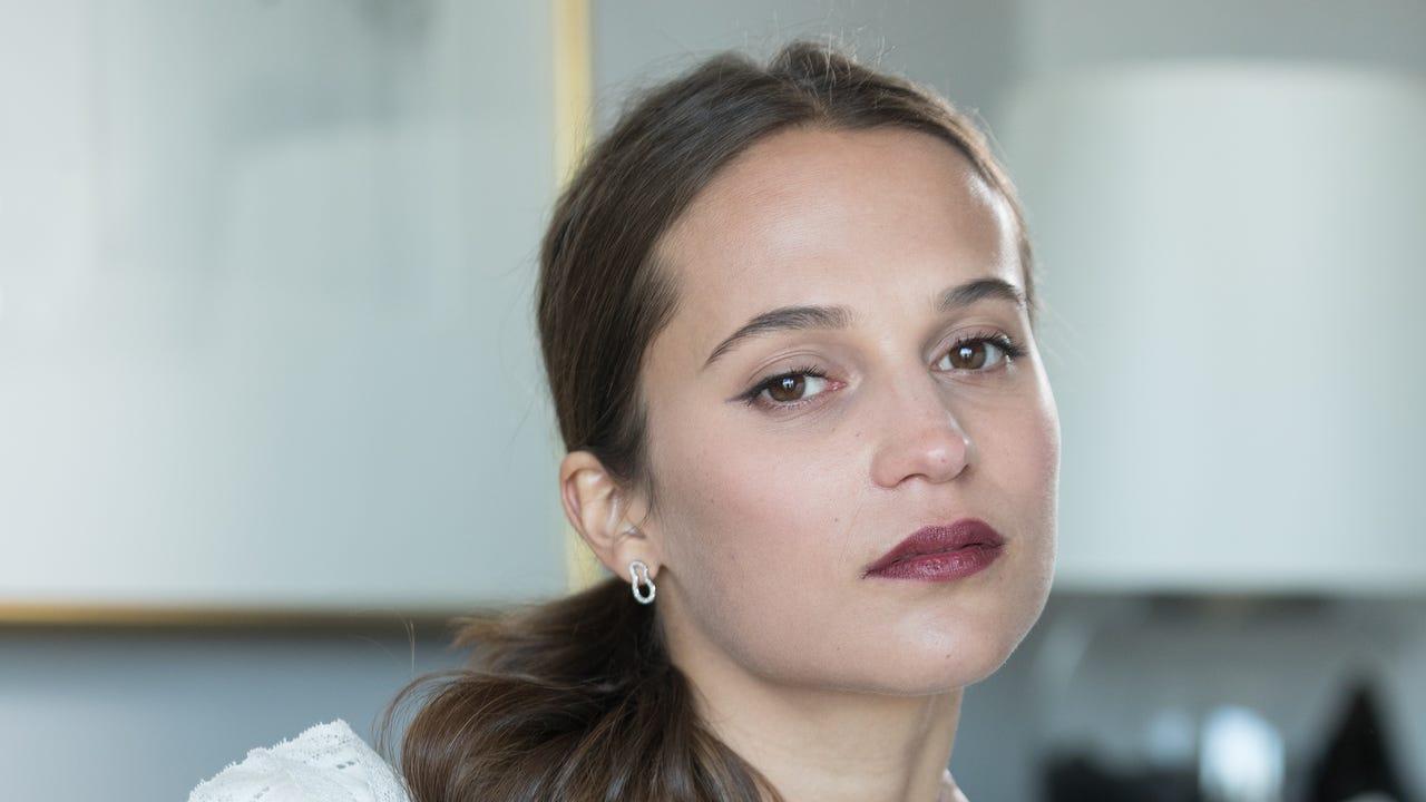 Alicia Vikander talks about taking on Lara Croft