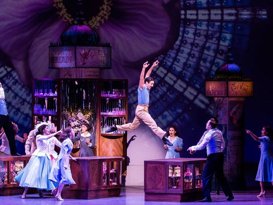 """An American in Paris"" stage musical"