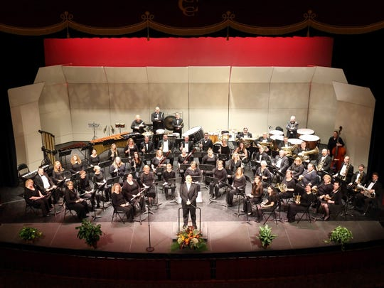 The N.E.W. Wind Symphony