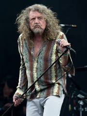 Robert Plant and The Sensational Space Shifters will