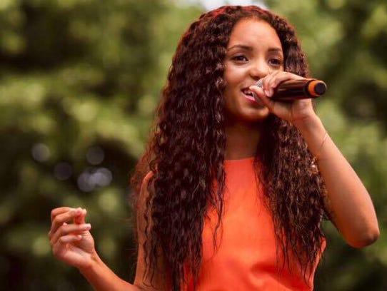 Maya Belardo is set to perform Sunday at the Delaware
