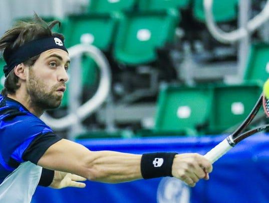 Басилашвили Теннис