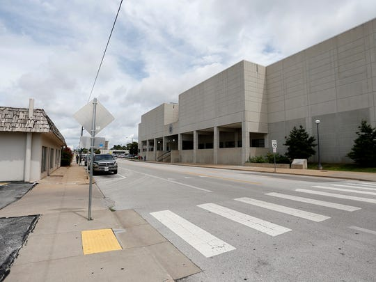 Greene County eyes Boonville lot for jail expansion.