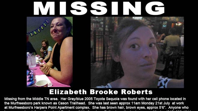 Elizabeth Brooke Roberts