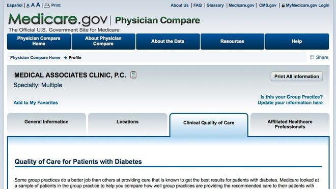 http://www.medicare.gov