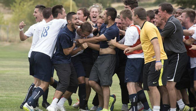 The Corban soccer team had a stellar season.