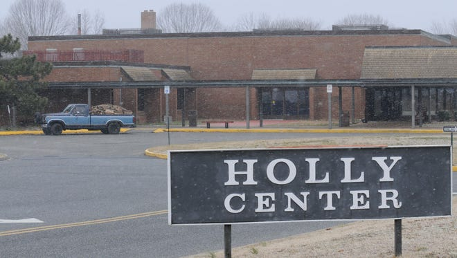 The Holly Center in Salisbury.