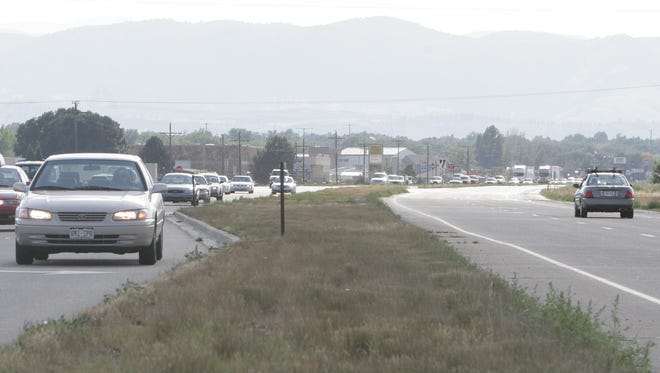 East Mulberry Street is scheduled to be repaved between Lemay Avenue and Interstate 25 beginning in April.
