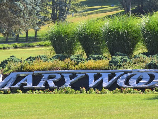 Marywood is one of the original country clubs in Battle