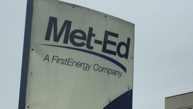 Met-Ed's rates will rise almost 10 percent. The new rate goes into effect on or before Jan. 27.