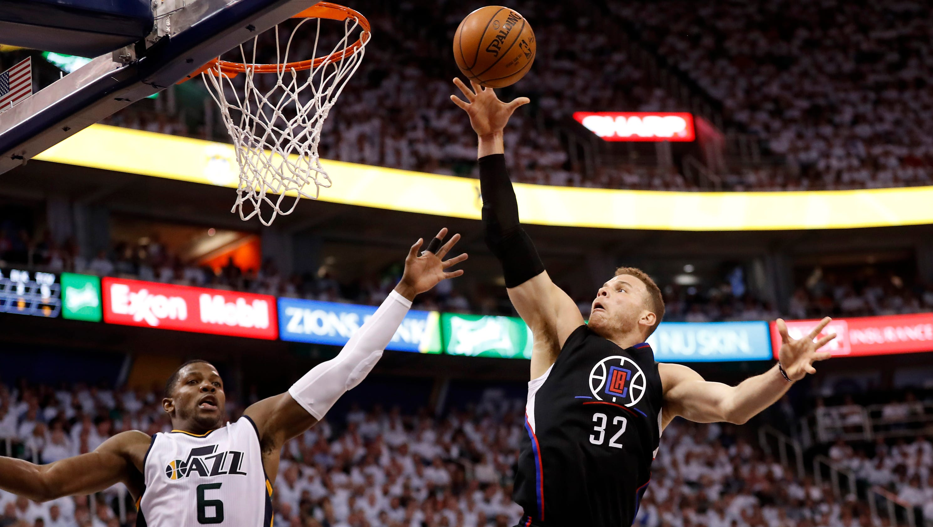 La clippers the impact of blake griffins surgery on the team foxsports com - Clippers Announce Blake Griffin To Miss Rest Of Playoffs With Toe Injury
