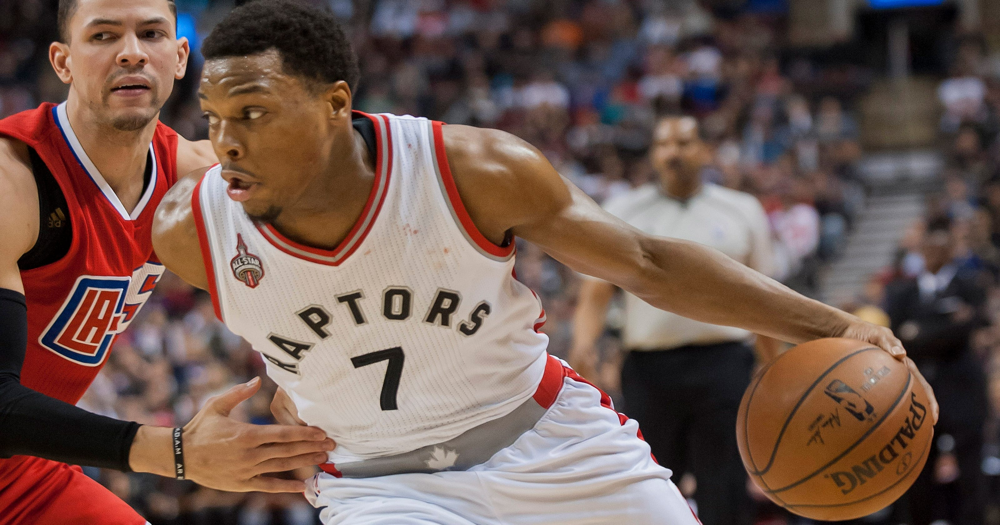 dfab0ab48b4 Raptors down Clippers for eighth straight win