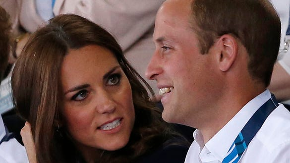 Duchess Kate Prince William