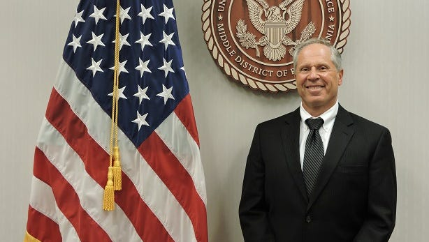 Bruce Brandler, who was appointed as interim U.S. attorney for the Middle District of Pennsylvania in 2016, was not asked to resign by Attorney General Jeff Sessions.