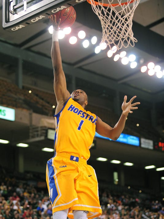 NCAA Basketball: Colonial Conference Tournament-William & Mary vs Hofstra